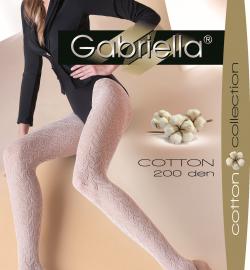 Puuvillased sukkpüksid Gabriella Cashmir 270
