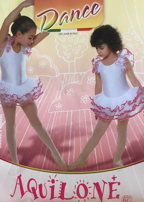 Tüdrukute tantsusukkpüksid Donna BC Dance 40 den