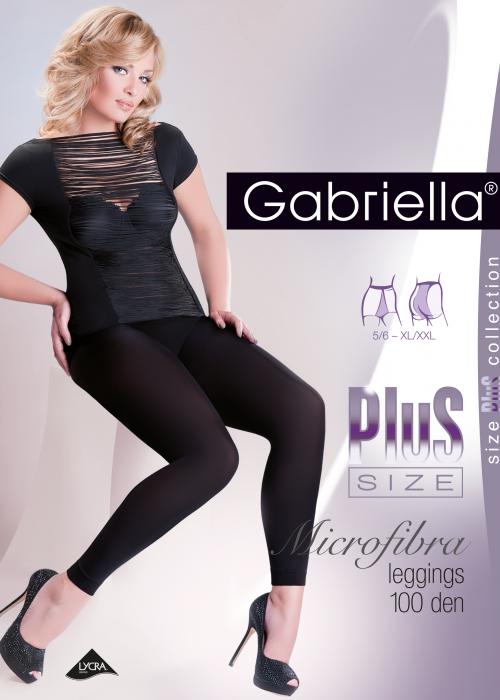 Gabriella Pluss-suuruses retuusid 100 den