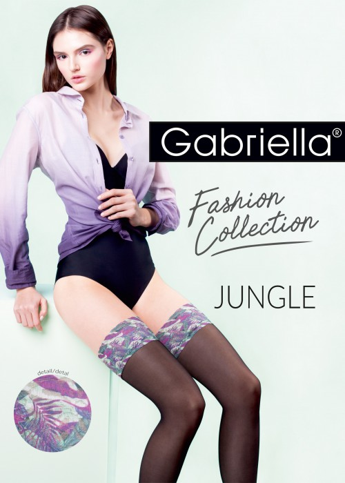 Gabriella sukad Jungle 20 den