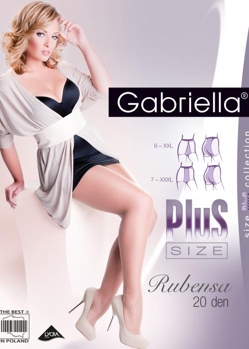Gabriella Sukkpüksid Rubensa Pluss Suurus 20 den