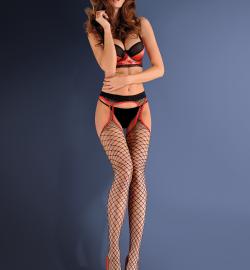 Gabriella Strip Panty võrksukkpüksid